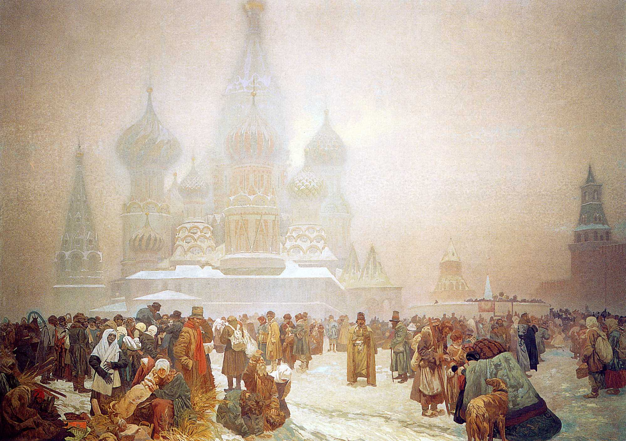 The abolition of serfdom in Russia: causes and consequences 54