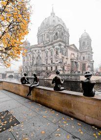 Berlin to visit my bestie