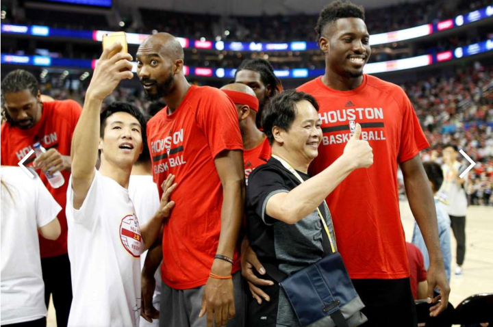 Can the Rockets Rebound? The NBA's Twitter Problem inChina